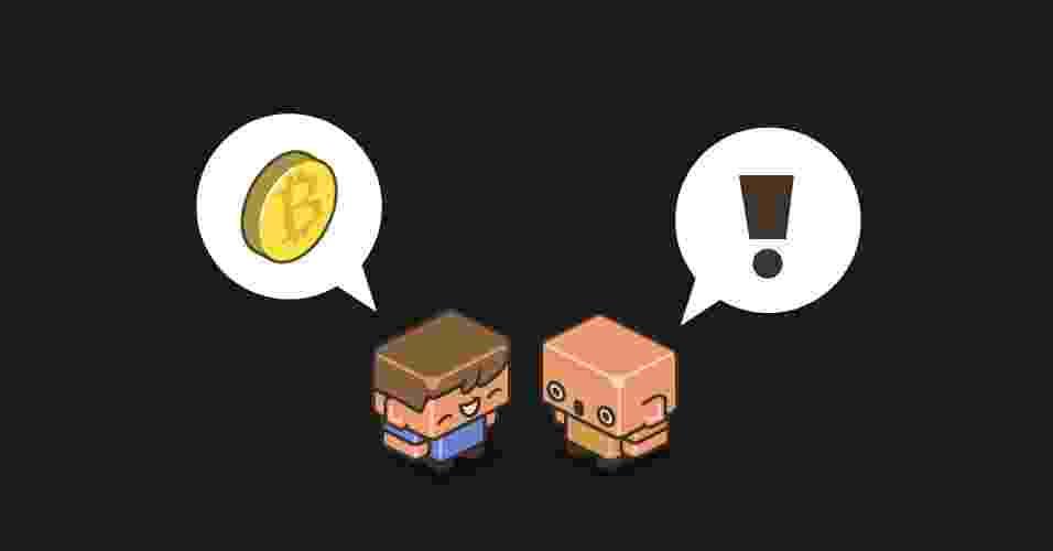 Golpes com moedas virtuais só crescem!