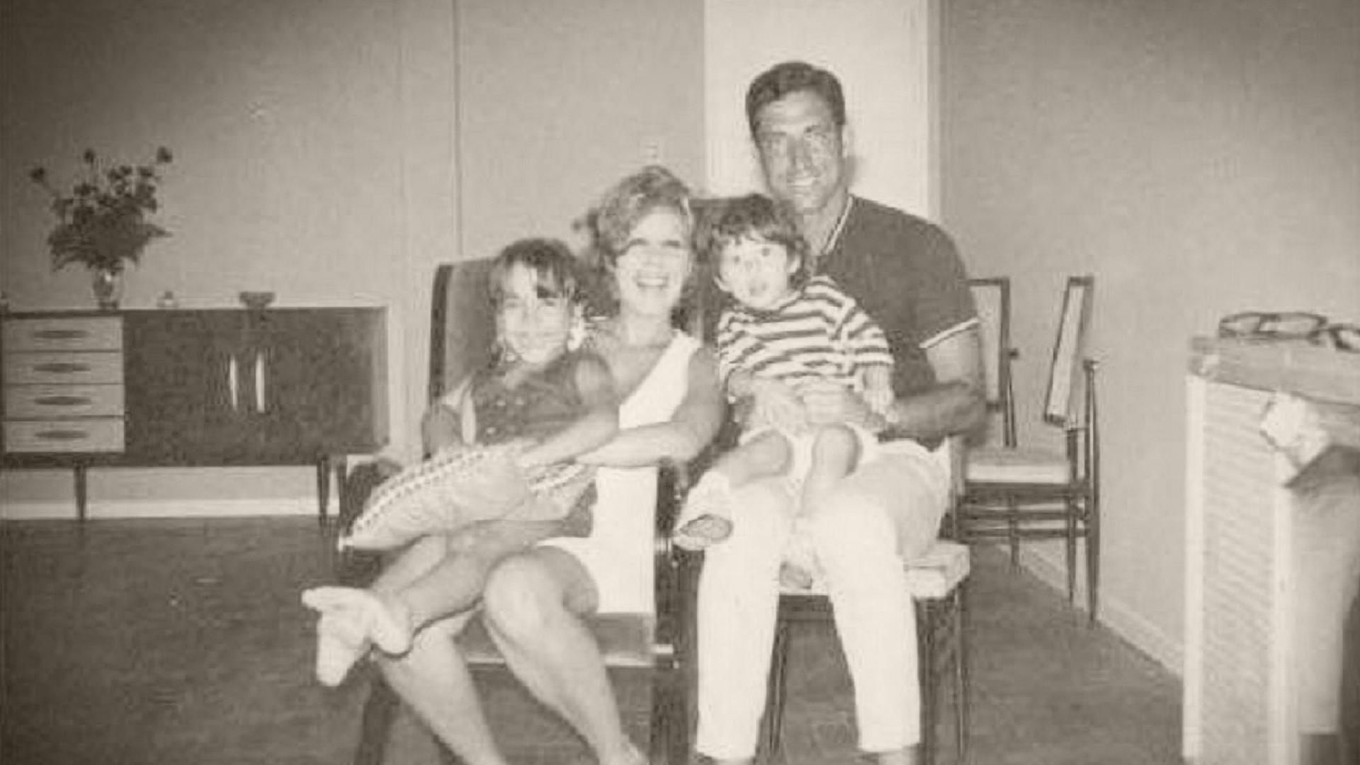 Arquivo pessoal/Família de Cláudio Coutinho