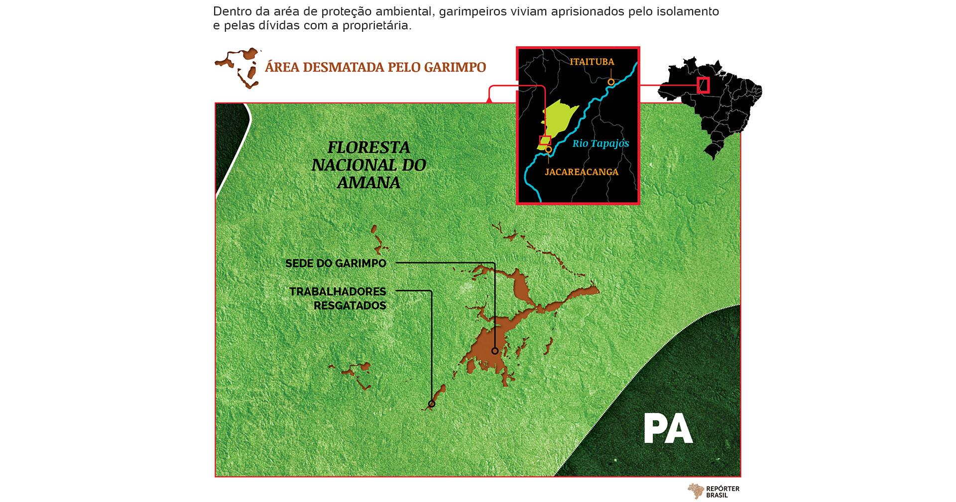 Fonte: Instituto Chico Mendes de Conservação da Biodiversidade - ICMBio