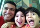 Souza, ex-jogador de São Paulo e Corinthians - Arquivo pessoal