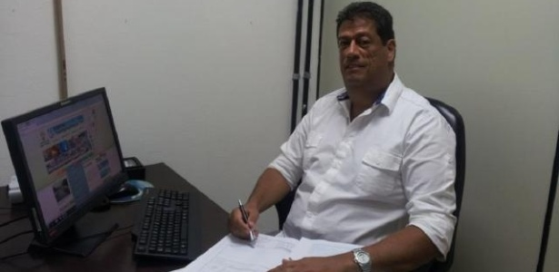 Raul Mendes, candidato à presidência do Grêmio contra Romildo Bolzan Júnior