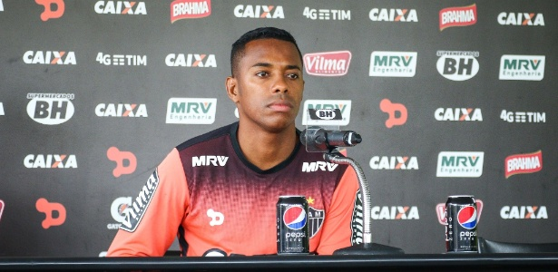 Robinho é o objeto de desejo do Santos para a próxima temporada
