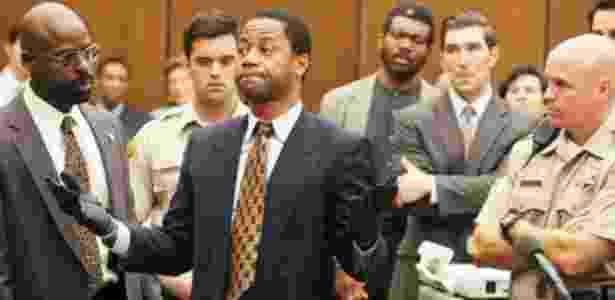 Cuba Gooding Jr. interpreta OJ Simpson para série de TV nos EUA - Reprodução - Reprodução