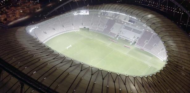 Primeiro estádio do Qatar para a Copa do Mundo