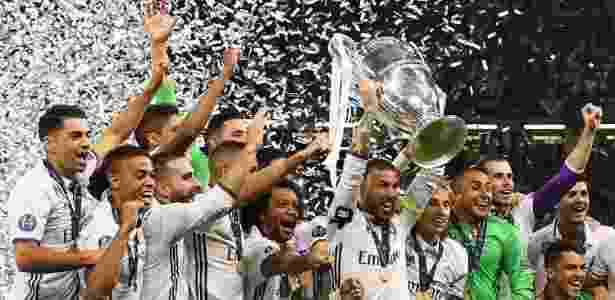 Real campeão - David Ramos/Getty Images - David Ramos/Getty Images