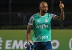 Felipe Melo defende Valentim e não vê ano fracassado no Palmeiras - JALES VALQUER/FOTOARENA/ESTADÃO CONTEÚDO