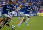 Filme repetido: Cruzeiro não mata o jogo e é castigado de novo no clássico - Washington Alves/Light Press/Cruzeiro