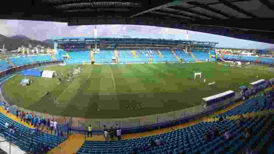 Estádio da Ressacada - Leandro Boeira/Avaí FC