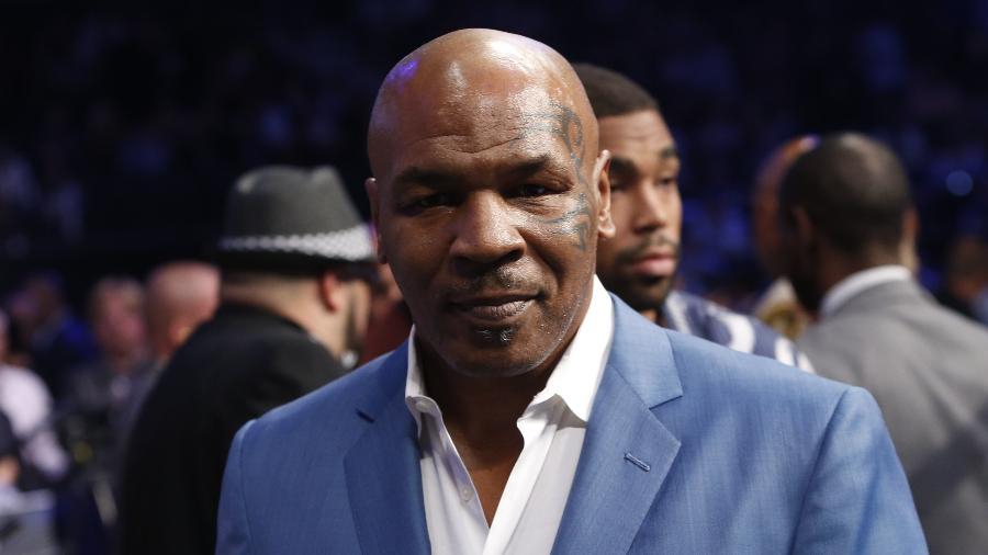 Ex-boxeador Mike Tyson - REUTERS/Steve Marcus