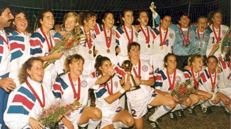 Copa do Mundo de Futebol Feminino historia
