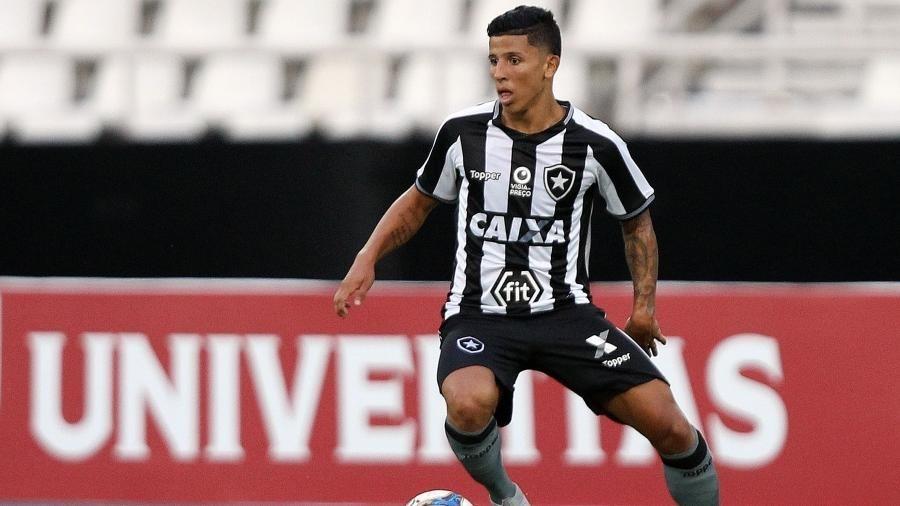 Wenderson, Botafogo