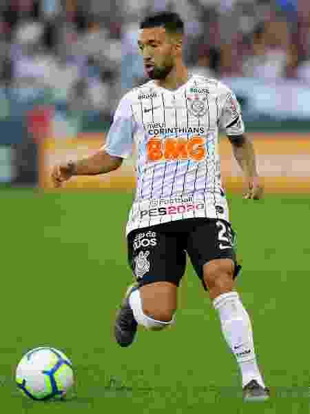 Clayson, ex-jogador do Corinthians, atualmente no Bahia - Daniel Vorley/AGIF