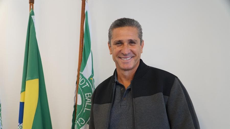 Jorginho: técnico e ex-jogador não fica para Libertadores no SBT em 2021 - Divulgação/Coritiba Football Club
