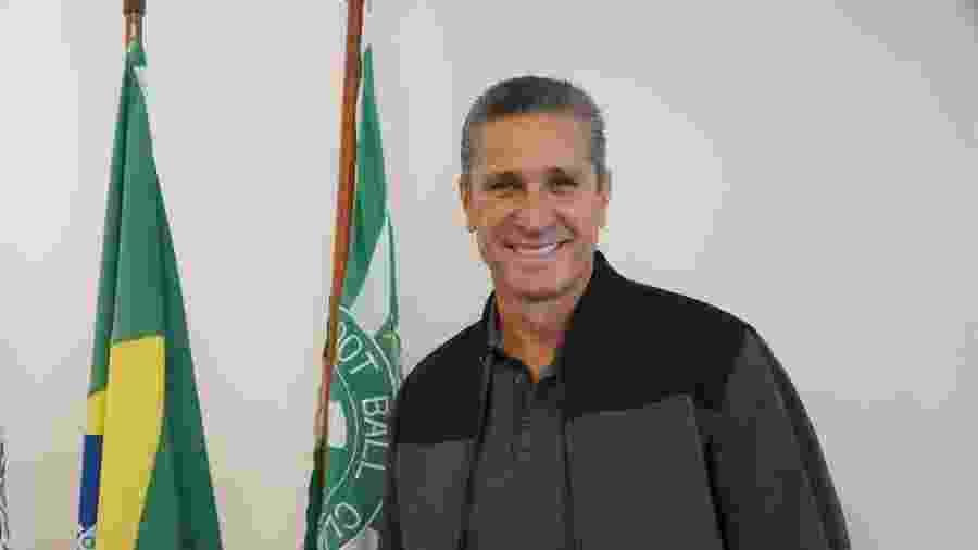 Jorginho agita o mercado da bola do Coritiba, que agora busca um novo treinador - Divulgação/Coritiba Football Club