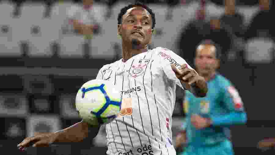 Volante de 30 anos está no Corinthians desde o início de 2018, mas tem só 13 jogos e um gol marcado - Daniel Augusto Jr./Ag. Corinthians