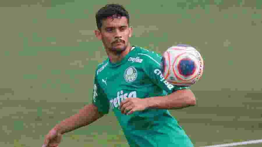 Gustavo Scarpa, meia do Palmeiras - Marcello Zambrana/AGIF