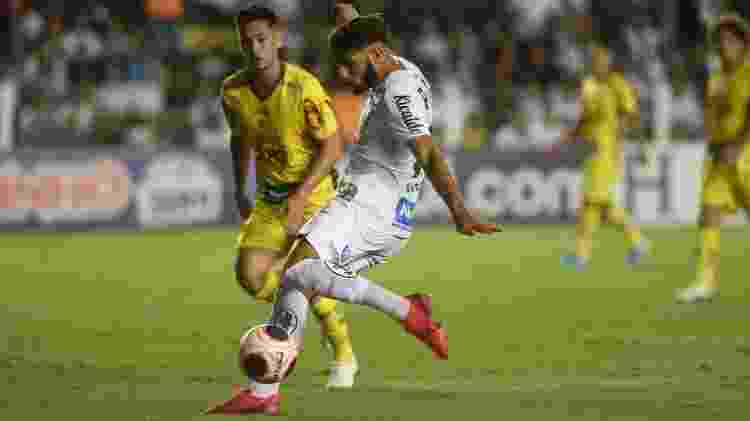 Yuri Alberto marcou na vitória sobre o Mirassol - Ivan Storti/Santos FC - Ivan Storti/Santos FC