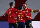 Espanha x Grécia: saiba onde assistir ao jogo das Eliminatórias Europeias - GABRIEL BOUYS / AFP