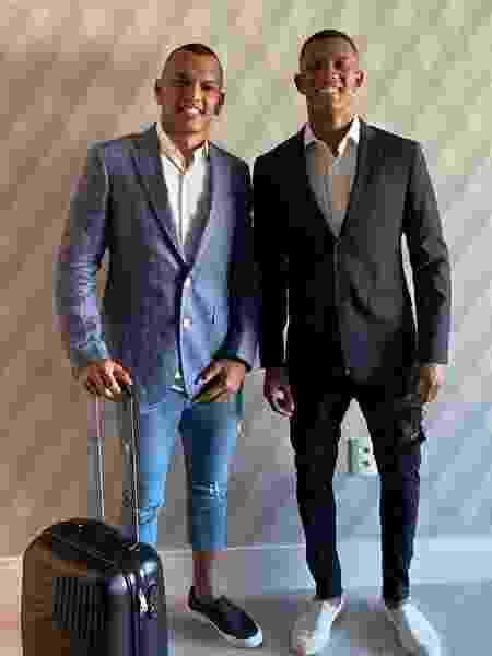 Gabriel Veron e Danilo, do Palmeiras, vão para a seleção sub-20 - Divulgação/Instagram