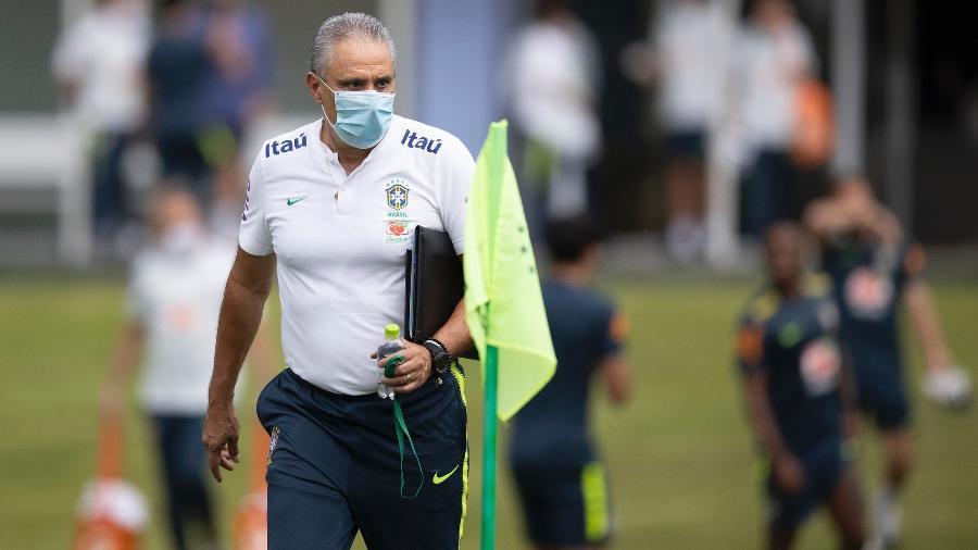 Seleção terá quatro mudanças em relação à última escalação; Alisson volta ao gol - Lucas Figueiredo/CBF