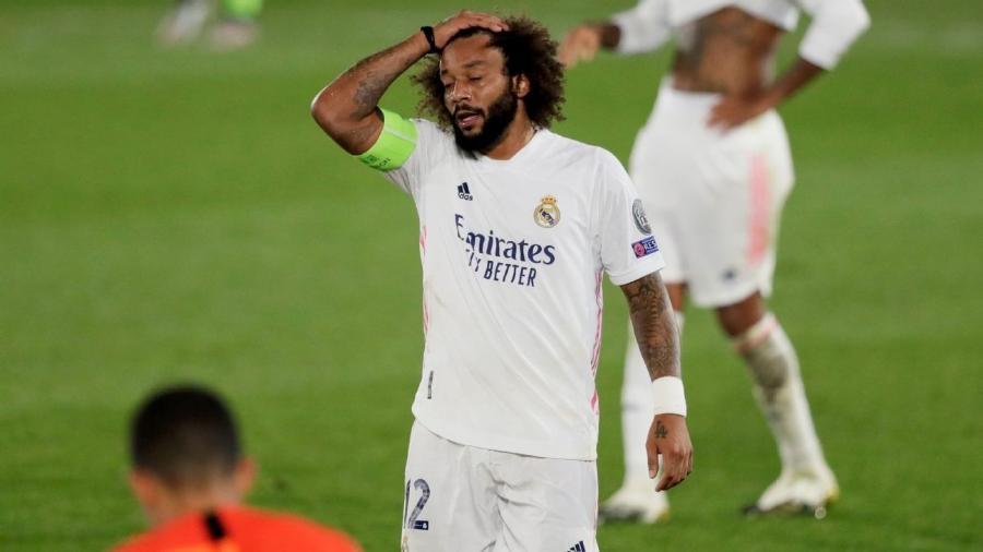 Marcelo tem tudo para deixar o Real Madrid e se mudar para a Itália nas próximas semanas - Getty Images