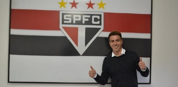 Buffarini pode estrear pelo São Paulo ainda nesta semana