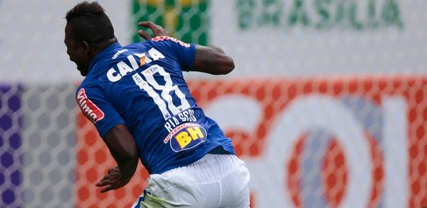 Riascos está em litígio com o Cruzeiro
