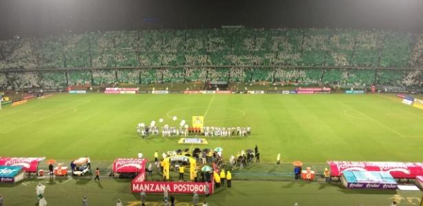 Atlético Nacional tornou-se um dos principais parceiros da Chapecoense após a tragédia