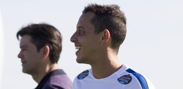 Rodriguinho tornou-se um dos destaques do time na temporada 2016
