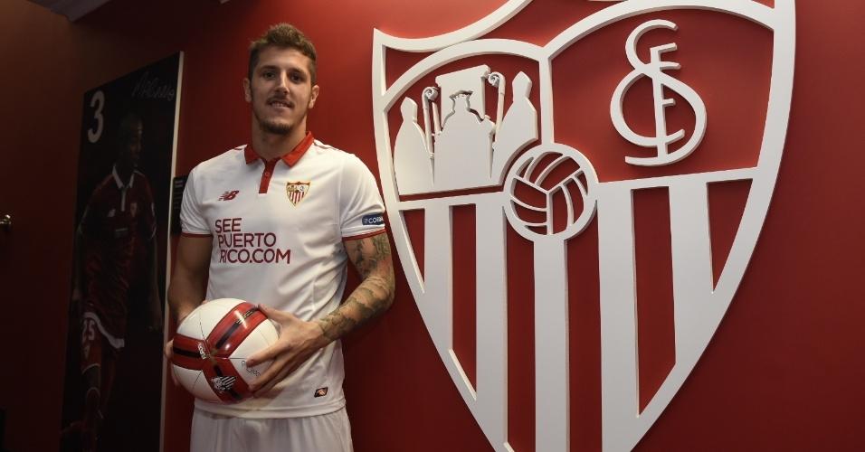 Stevan Jovetic (atacante) - da Inter de Milão (ITA) para o Sevilla (ESP) - empréstimo