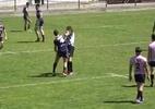 Jogador de rúgbi é banido do esporte após derrubar juiz com um soco