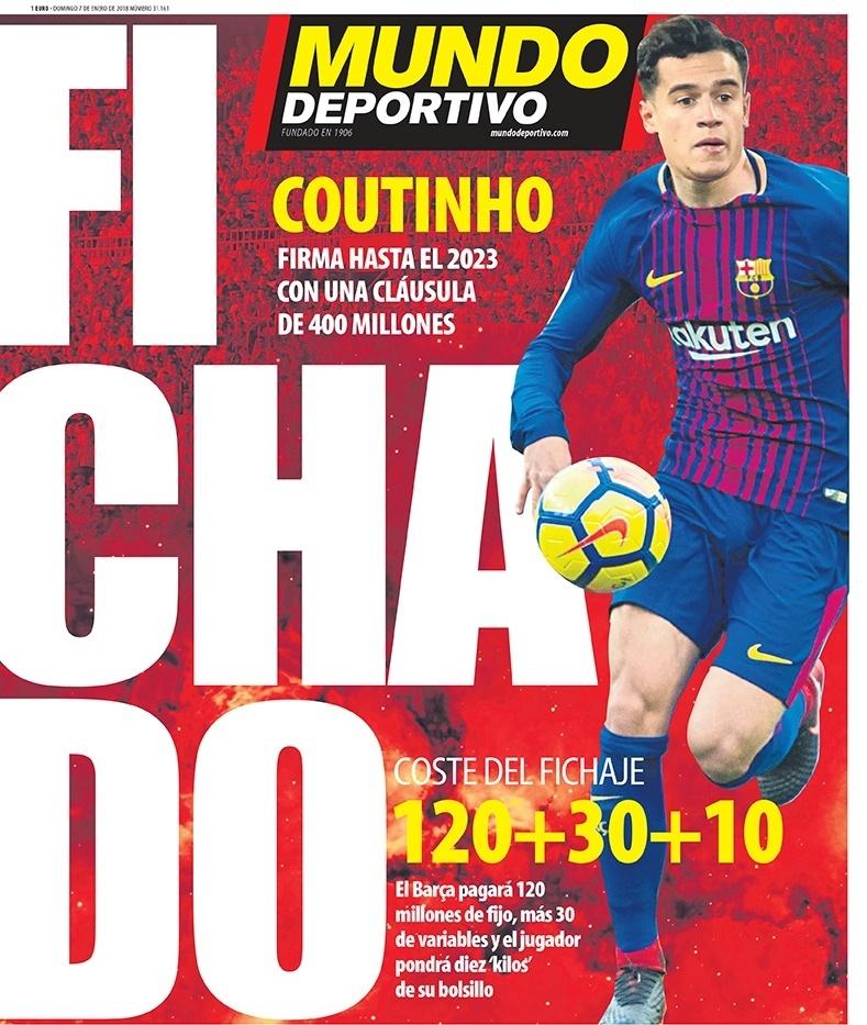 Mundo Deportivo (7/1)
