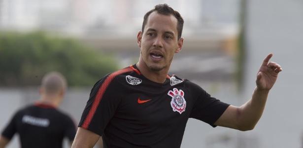 Rodriguinho tem chances remotas de entrar em campo na quarta-feira - Daniel Augusto Jr/Agência Corinthians