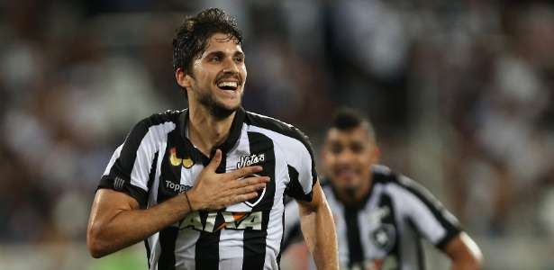 Atlético-MG quer definir situação de Rabello até sexta-feira e evitar mais novela - Vitor Silva/SSPress/Botafogo