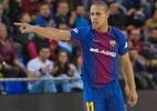 Brasileiro do Barcelona recebe alta depois de cair desacordado em quadra - Divulgação