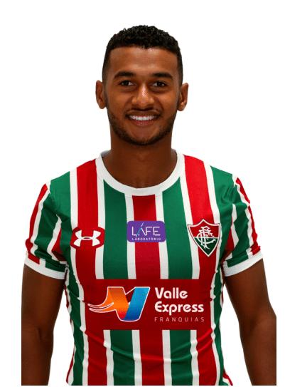Matheus Norton, meia do Fluminense