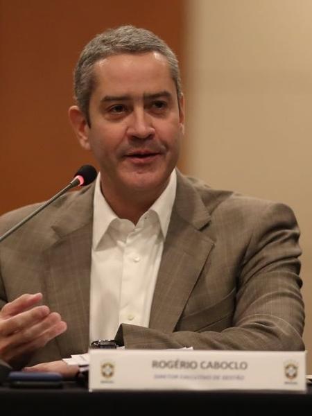 Rogério Caboclo, presidente eleito da CBF - Lucas Figueiredo/CBF/Divulgação