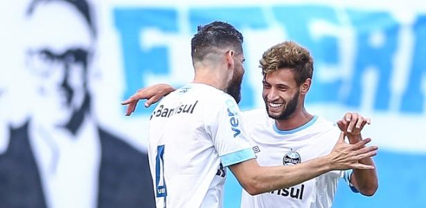 180251af0e1a4 Juninho convence com  veia goleadora  e Grêmio tenta renovação ...