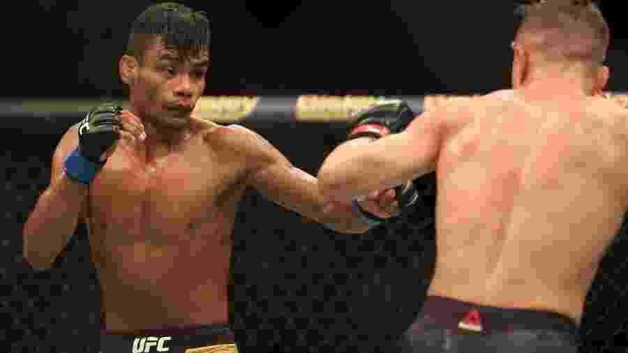 Ronildo Nobre desfalcará equipe de Raulian Paiva (foto) no UFC 251 - Jon Roberts/ Ag Fight