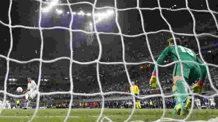 Cristiano Ronaldo pênalti Real Madrid Atlético de Madri - Stefan Wermuth/Reuters - Stefan Wermuth/Reuters
