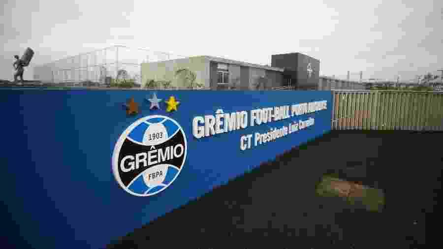 Lucas Uebel/Grêmio Divulgação