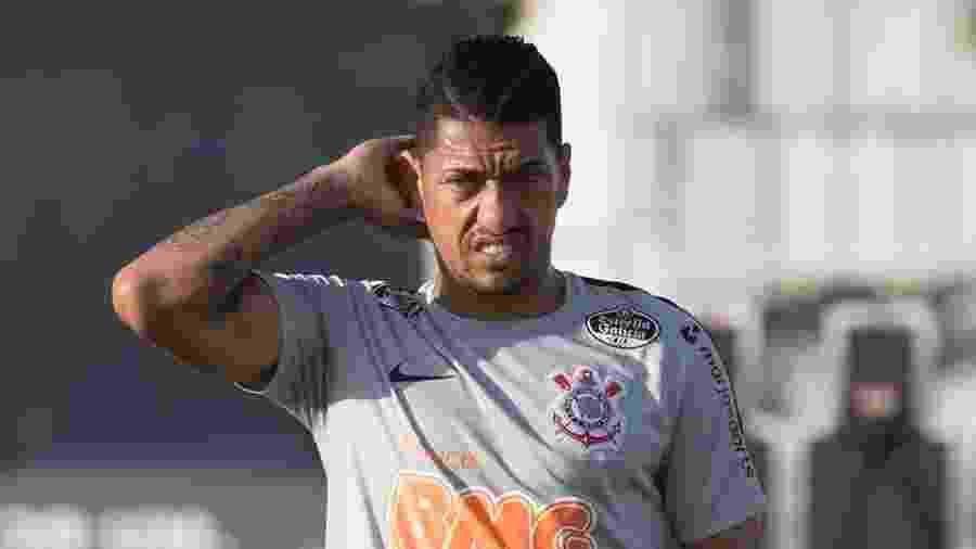 Volante pode desfalcar o Corinthians em até sete partidas nas próximas semanas - Daniel Augusto Jr. / Ag. Corinthians