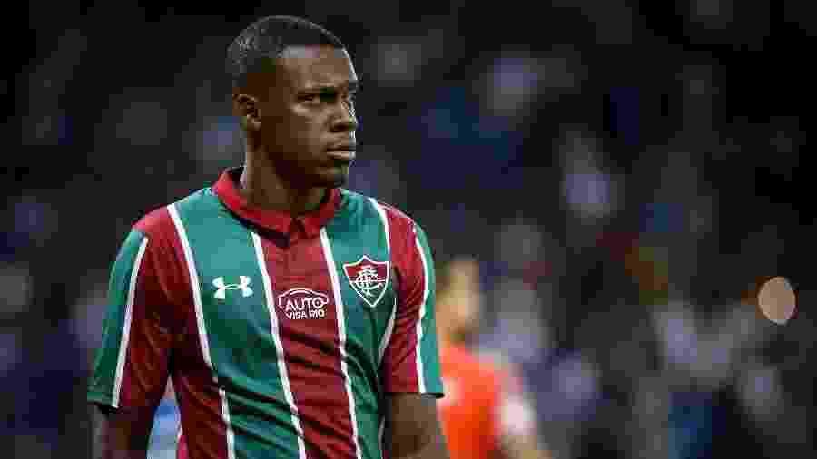 Frazan volta a zaga do Fluminense para substituir Nino, suspenso - Lucas Merçon/Fluminense FC