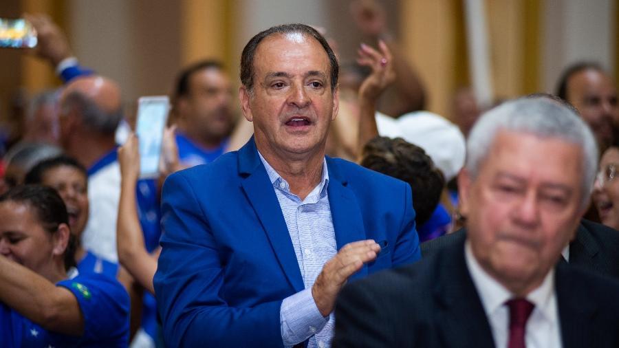 Saulo Froés, presidente do Núcleo Dirigente Transitório do Cruzeiro, revela alternativa para obtenção de receitas - Bruno Haddad/Cruzeiro