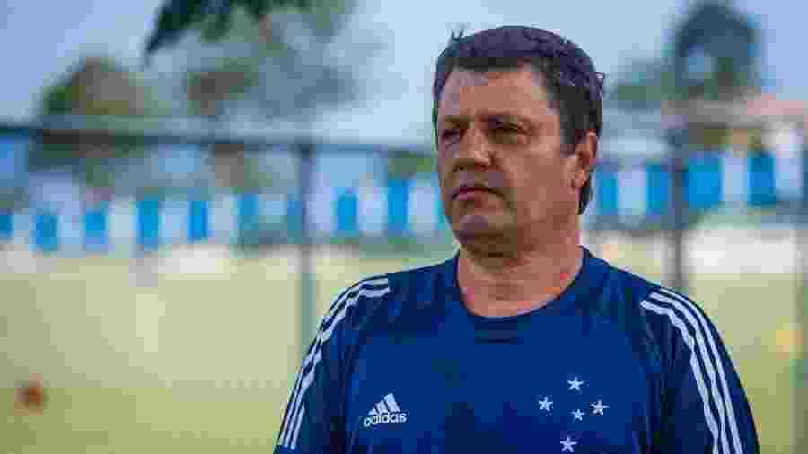 Adilson Batista fez a sua avaliação do empate do Cruzeiro na estreia da Copa do Brasil 2020 - Vinnicius Silva/Cruzeiro
