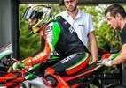 Aos 48 anos, Max Biaggi pode retornar à MotoGP para testes com a Aprilia - @maxbiaggi/Twitter