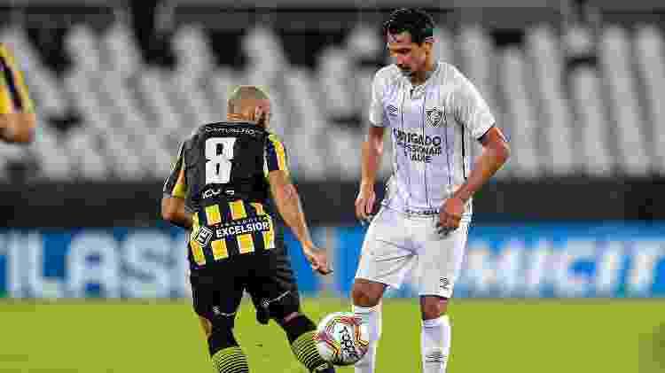Ganso - Thiago Ribeiro/AGIF - Thiago Ribeiro/AGIF