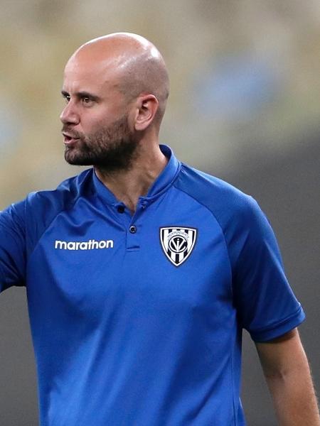 Ramírez comandou o Independiente del Valle nas últimas temporadas - Silvia Izquierdo-Pool/Getty Images