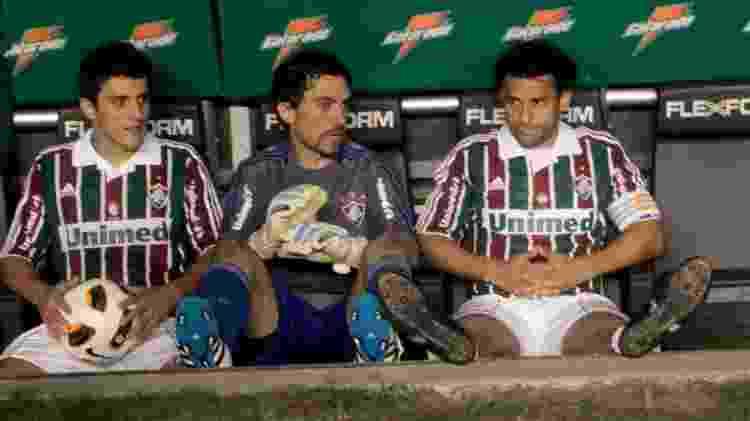 Fluminense decepcionou nas Libertadores de 2011, 2012 e 2013 - Ralff Santos/Fluminense FC - Ralff Santos/Fluminense FC