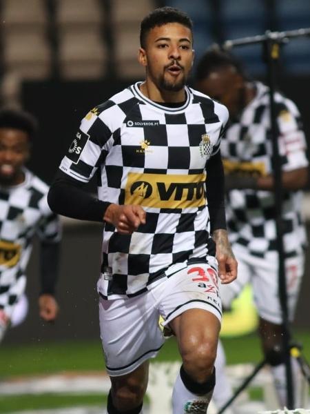 Paulinho, de 24 anos, foi revelado na base do Fluminense - Reprodução/@boavistaoficial